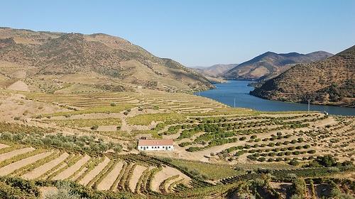 Valle del rio Duero