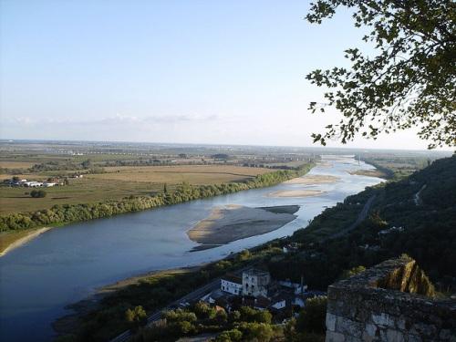 Pasear por la ruta del vino de Ribatejo