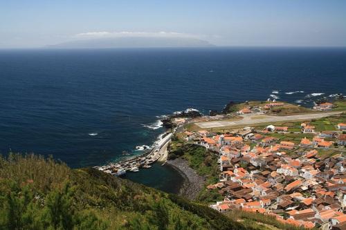 Vila do Corvo y sus calles pintorescas