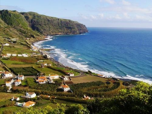 Praia Formosa, la más popular de la Santa María