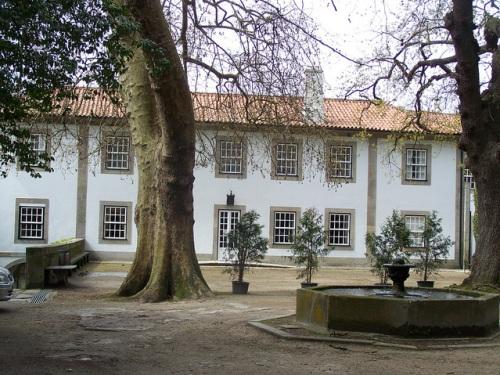 Museo Romantico de Quinta da Macieirinha en Oporto