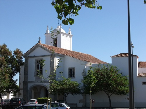 Recorrer las iglesias de Cartaxo